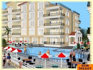 SUN SHİNE APARTMENTS