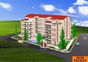 MARİNA PARK APARTMENTS